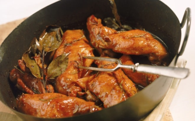 how to prepare indian lemon chicken