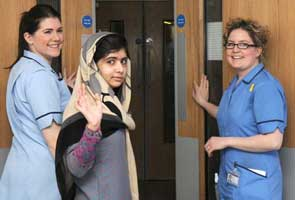 Malaala Yoosufajai Ko Mili London Ke Aspataal Se Chhutti