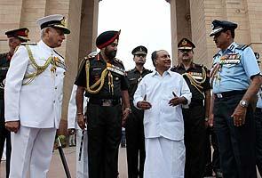 Pak Sainikon Ke Hamle 'Atyant Ukasaave Vaale  Rakshaamantri