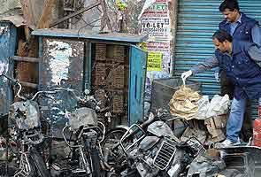 Hyderabad Blaast  'Mahatvapoorn Suraag Milne Ka Daava, Mili Sandigdh Ki Tasveer