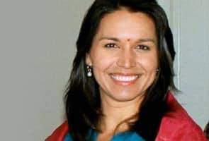 America Mein Pratham Hindu Congress Sadasya Ne Geeta Ki Shapath Li