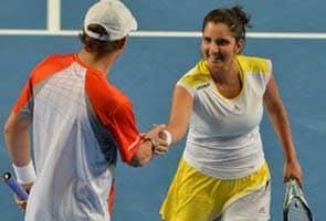 Saaniya Mirja Koolhe Ki Chot Ke Kaaran Fed Cup Se Hateen