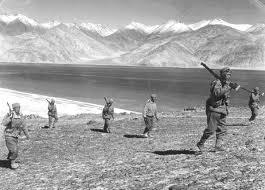 चीन ने फिर की उकसाने वाली कार्रवाई, गश्त कर रहे भारतीय सैनिकों को रोका