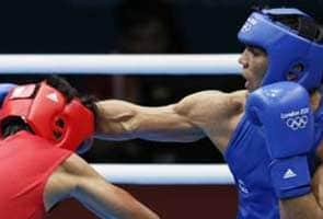 मुक्केबाज मनोज ओलिंपिक के प्री-क्वार्टर फाइनल में