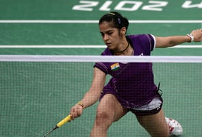 Korea Open Badminton  Saaina Quarter Final Mein Haareen