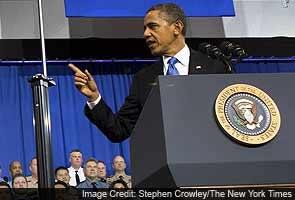 Hathiyaaron Ki Sanskruti Par Obama Ne Kaha  Ab Samay Hai Kuchh Karne Ka