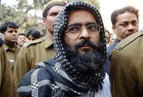 Afzal Guru Ke Parivaar Ko Aaj Mila Faansi Ki Soochana Ka Khat