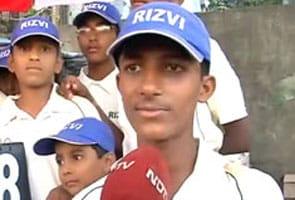 Vaseem Jaafar Ke Bhateeje Ne Kheli 473 Ranon Ki Mairaathan Paari