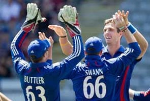 England Ne New Zealand Ke Khilaaf One-day Series Jeeti
