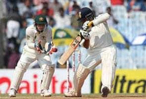 Chennai Test  Sachin Ki Najarein Shatak Thokane Par