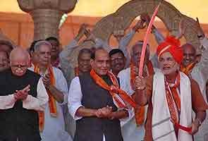 PM Pad Ke Ummeedavaar Par Bayaan Na Dein Neta  Rajnath Singh