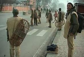 Kashmir Mein Curfew Jaari, Naheen Chhap Rahe Samaachaar Patra