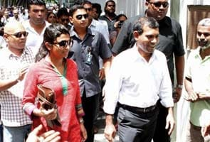 Maaladeev Sarkaar Ne Kaha, Filhaal Giraftaar Naheen Honge Poorv Raashtrapati Nasheed