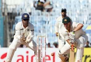 Chennai Test  Jeet Ke Liye Bhaarat Ko Chaahiye 50 Run
