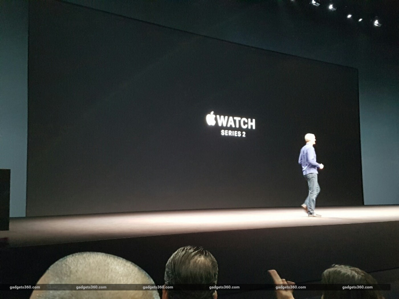 There is a new apple watch watch series 2 it s water proof to 50 metres