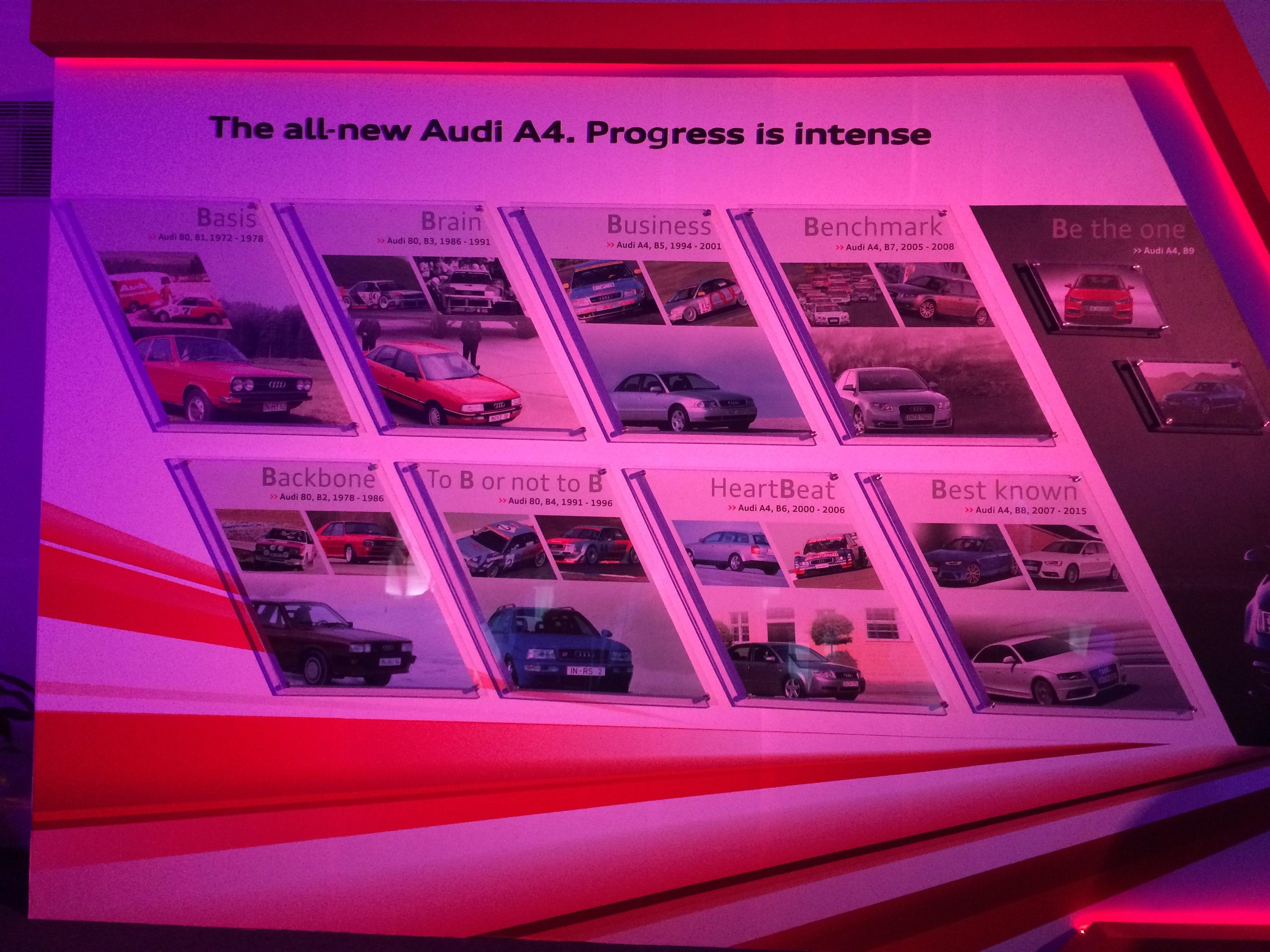 New Generation Audi A  India Launch  Highlights   NDTV CarAndBike CarAndBike