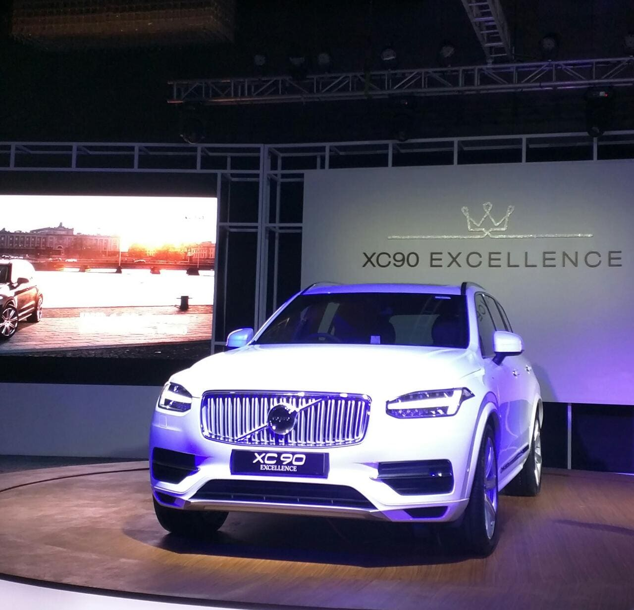 Volvo Xc90 Price: Volvo XC90 Excellence T8 Plug-In Hybrid Launch: Highlights