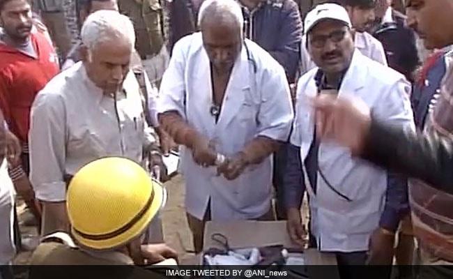 Kanpur train mishap: Modi, UP CM announces ex gratia for victims' kin