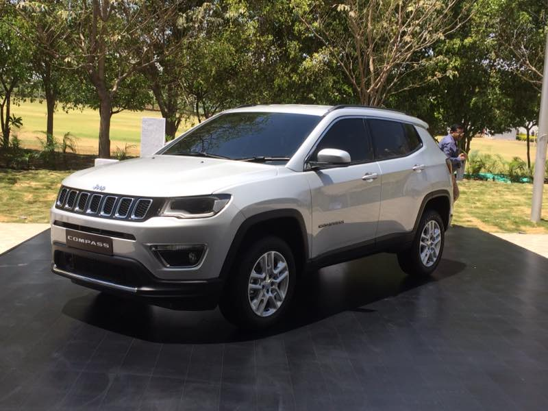 2017 jeep compass user manual