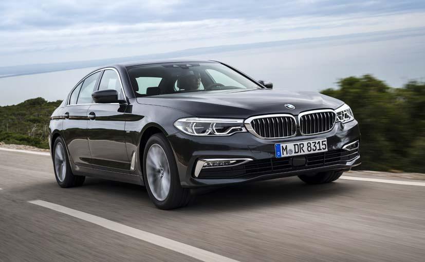New BMW Series Launch Updates Highlights NDTV CarAndBike - Bmw 5 series new price