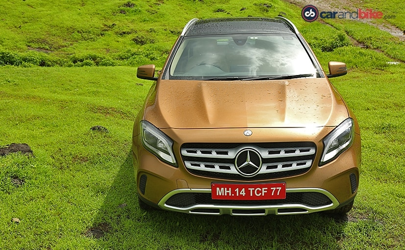 2017 mercedes benz gla facelift launch updates highlights for Mercedes benz product concierge