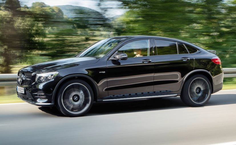 mercedes amg glc 43 coupe india launch highlights ndtv. Black Bedroom Furniture Sets. Home Design Ideas
