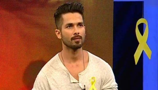 Shahid kapoor hairstyle 2017 ~ Hair is our crown
