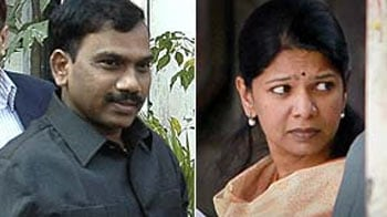 Video : 2G scam: Raja, Kanimozhi to be tried for criminal breach of trust