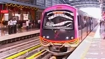 Video : What the Metro means to Bangalore
