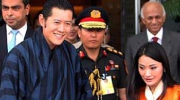 Video : भारत दौरे पर भूटान के राजा