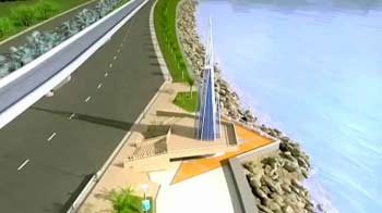Video : Early images of Mumbai's 6000-crore Ring Road
