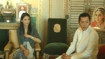 Video : Royal couple on honeymoon in Jaipur