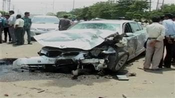 Video : Gurgaon: Cops fail to arrest BMW driver who killed pregnant woman