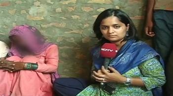 Video : Sonia Gandhi promised me justice, I have hope now: Rape victim's mother