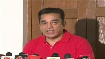 Video : I would never be able to repay the love: Kamal Haasan