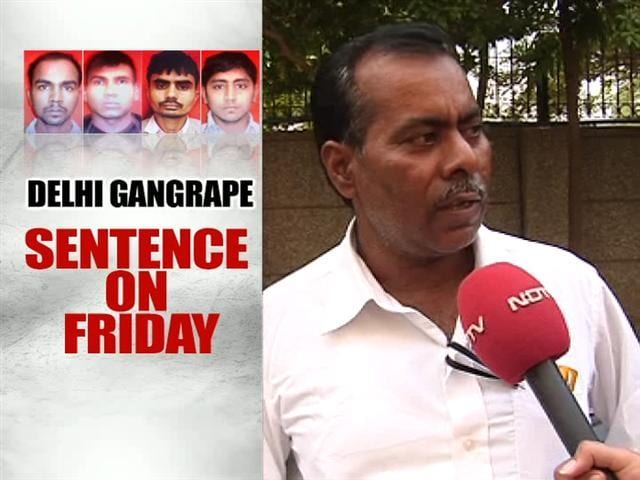 Video : Delhi gang-rape: The convicts don't deserve a second chance, says girl's father
