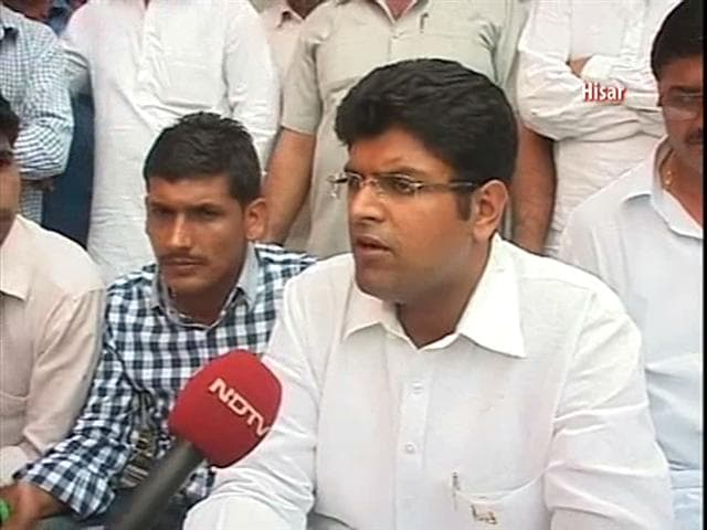 Video : Can Dushyant revive INLD in Haryana?
