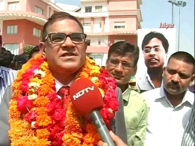 Video : Lalit Modi Can Run Rajasthan Cricket Association From Exile: Mehmood Abdi