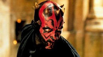 First look: Star Wars The Phantom Menace