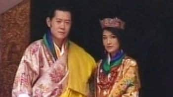 Video : A fairytale wedding in Bhutan