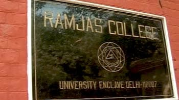 Video : Another fake admission racket busted in Delhi University's Ramjas College