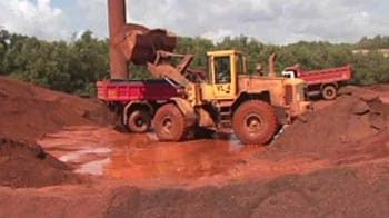 Video : Crisis for Goa Chief Minister after report on illegal mining