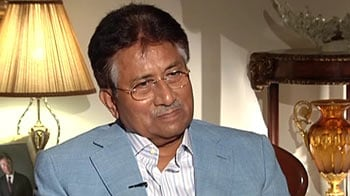 Video : 'Don't blame me for Benazir Bhutto's death: Musharraf