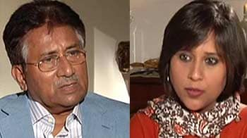 Video : Imran Khan is the best of the lot: Musharraf to NDTV