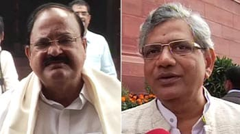 Video : Price rise storm: Both Houses adjourned