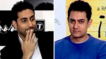 Video : Abhi like fast cars, Aamir's TV serial