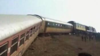 Video : Railway safety in sharp focus after three accidents in two days