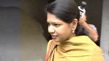 Video : Kanimozhi granted bail in 2G spectrum case