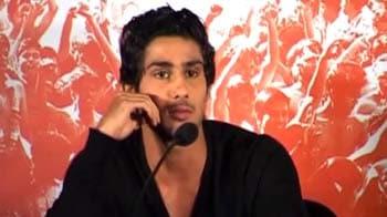 Prateik says Ranbir, Imran are not competition
