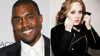 Grammy nominations: Kanye, Adele strike big